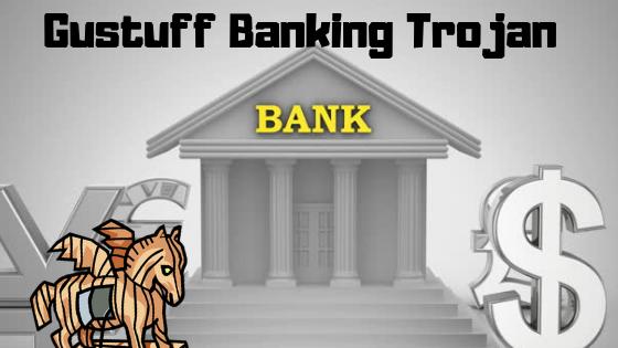 Gustuff Banking trojan